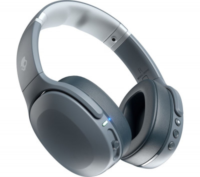 Save £50 at Currys on SKULLCANDY Crusher Evo Wireless Bluetooth Headphones - Chill Grey, Grey