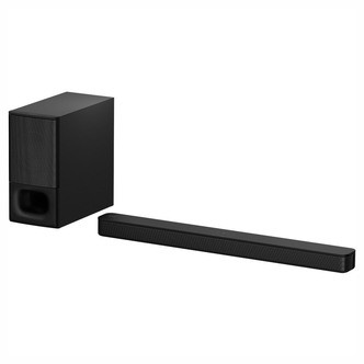 Save £30 at Sonic Direct on Sony HTSD35 2 1Ch Soundbar with Wireless Subwoofer in Black