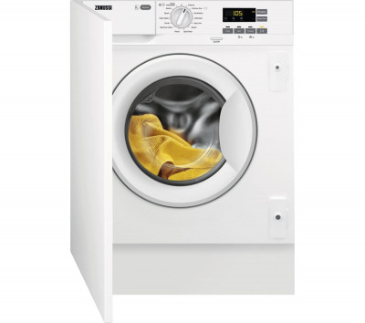 Save £50 at Currys on ZANUSSI Z714W43BI Integrated 7 kg 1400 Spin Washing Machine