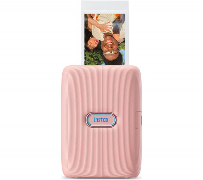 Save £20 at Currys on INSTAX mini Link Photo Printer - Dusky Pink, Pink
