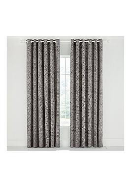Save £20 at Very on Bedeck Of Belfast Dhaka Eyelet Curtains