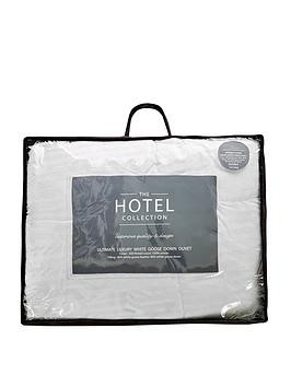 Save £40 at Very on Hotel Collection Ultimate Luxury White Goose Down 15 Tog Duvet
