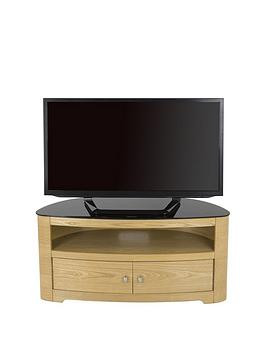Save £100 at Very on Avf Blenheim Affinity Curved 110 Cm Tv Stand - Fits Up To 55 Inch Tv