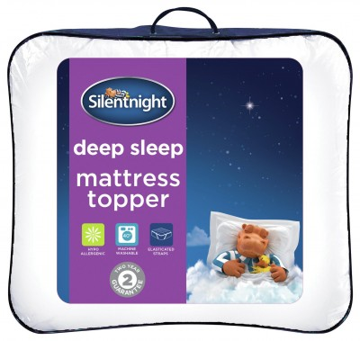 Save £8 at Argos on Silentnight Soft Like Down Mattress Topper - Kingsize