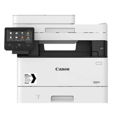 Save £62 at Ebuyer on Canon i-SENSYS MF449x A4 Mono Multifunction Laser Printer
