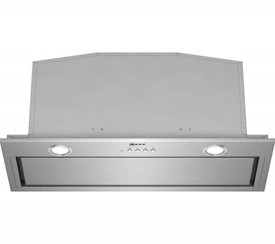 Save £55 at Currys on NEFF D57MH56N0B Canopy Cooker Hood - Stainless Steel, Stainless Steel