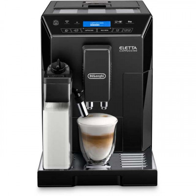 Save £536 at AO on De'Longhi Eletta Cappuccino ECAM44.660.B Bean to Cup Coffee Machine - Black