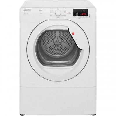 Save £491 at AO on Hoover Link HLV9DG 9Kg Vented Tumble Dryer - White - C Rated