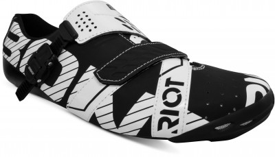 Save £10 at Halfords on Bont Riot Buckle Cycling Shoe, Black, 41