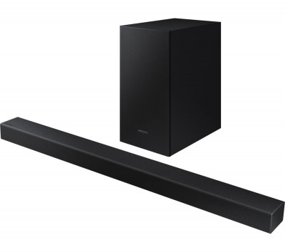 Save £125 at Currys on SAMSUNG HW-T450/XU 2.1 Wireless Sound Bar