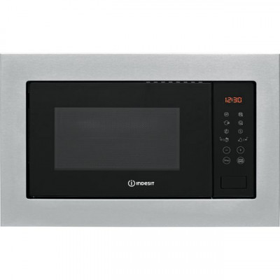 Save £74 at AO on Indesit MWI125GXUK Built In Microwave With Grill - Stainless Steel