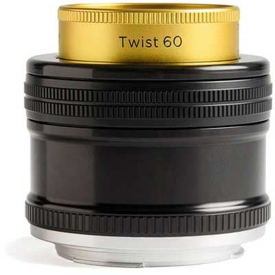 Save £36 at WEX Photo Video on Lensbaby Twist 60 Lens - Nikon F Fit