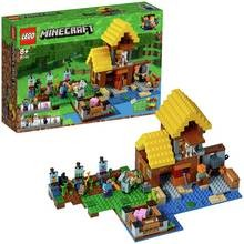 Save £15 at Argos on LEGO Minecraft The Farm Cottage - 21144