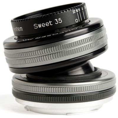 Save £55 at WEX Photo Video on Lensbaby Composer Pro II with Sweet 35 Optic - Nikon F Fit