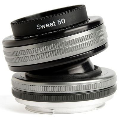 Save £43 at WEX Photo Video on Lensbaby Composer Pro II with Sweet 50 Optic - Nikon F Fit