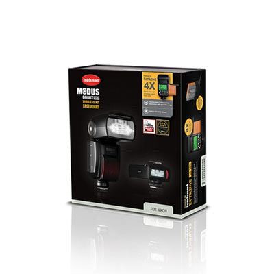 Save £50 at WEX Photo Video on Hahnel Modus 600RT MK II Wireless Kit Nikon
