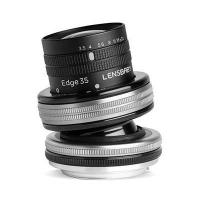 Save £57 at WEX Photo Video on Lensbaby Composer Pro II with Edge 35 Optic - Nikon Z Fit