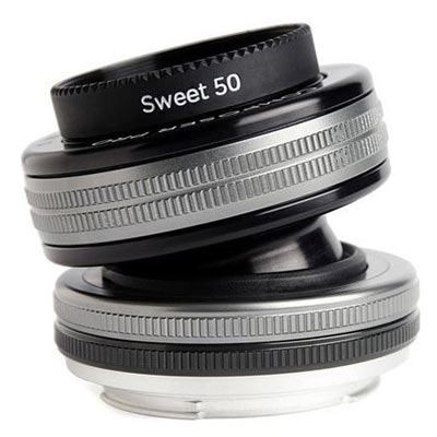 Save £43 at WEX Photo Video on Lensbaby Composer Pro II with Sweet 50 Optic - Nikon Z Fit
