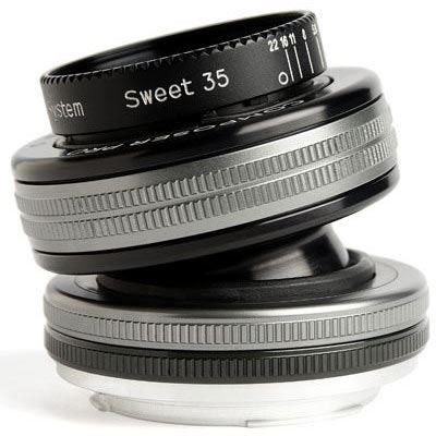 Save £55 at WEX Photo Video on Lensbaby Composer Pro II with Sweet 35 Optic - Nikon Z Fit