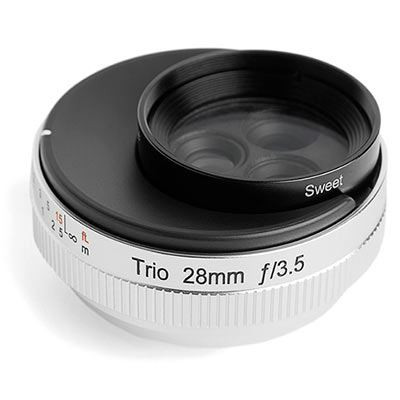 Save £46 at WEX Photo Video on Lensbaby Trio 28 for Nikon Z