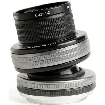 Save £31 at WEX Photo Video on Lensbaby Composer Pro II with Edge 50 Optic - Nikon Z Fit