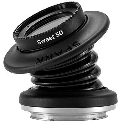Save £36 at WEX Photo Video on Lensbaby Spark 2.0 Lens - Nikon F Fit