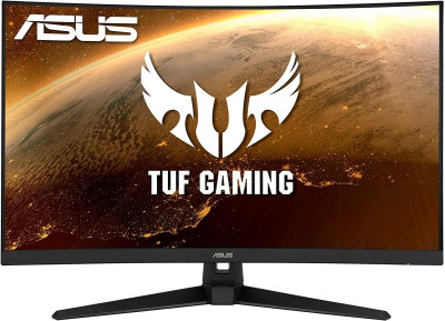 Save £71 at Ebuyer on ASUS TUF Gaming VG32VQ1B 31.5 165Hz 1ms Curved Gaming Monitor