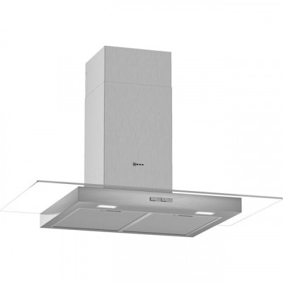 Save £90 at AO on NEFF N30 D94GBC0N0B 90 cm Chimney Cooker Hood - Stainless Steel - A Rated