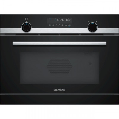 Save £120 at AO on Siemens IQ-500 CP565AGS0B Built In Combination Microwave Oven - Stainless Steel