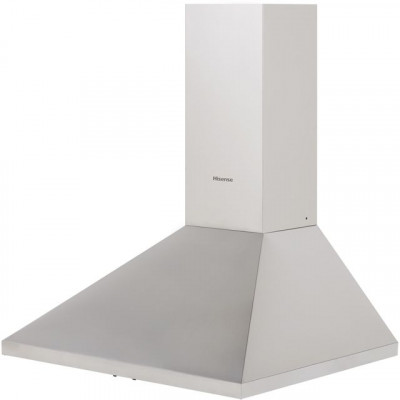 Save £10 at AO on Hisense CH6C4AXUK 60 cm Chimney Cooker Hood - Stainless Steel - C Rated