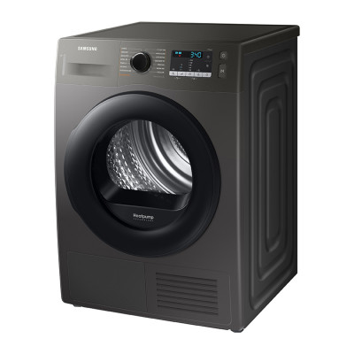Save £81 at PRCDirect on Samsung DV90TA040AN/EU A++ 9kg Heat Pump Tumble Dryer, Graphite