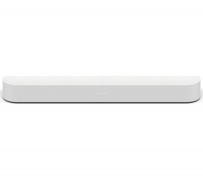 Save £100 at Currys on SONOS Beam 3.0 Compact Sound Bar - White, White