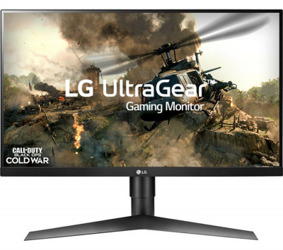"Save £50 at Currys on LG Ultragear 27GL650F 27"" Full HD IPS LCD Gaming Monitor - Black, Black"