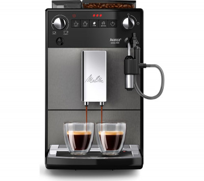 Save £60 at Currys on MELITTA Avanza F270-100 Bean to Cup Coffee Machine - Silver, Silver