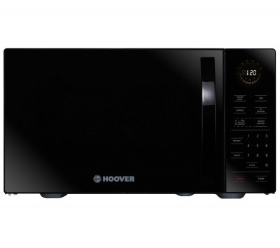 Save £60 at Currys on HOOVER HMW25STB Solo Microwave - Black, Black