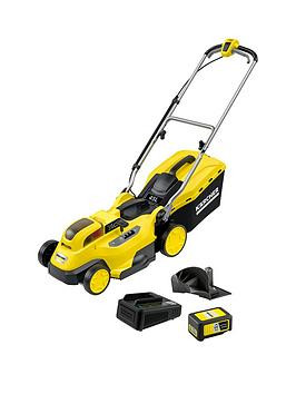 Save £50 at Very on Karcher Lmo 18-36 Cordless Lawn Mower (Battery Set)