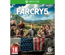 Save £21 at Currys on XBOX ONE Far Cry 5