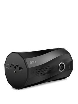 Save £70 at Very on Acer C250I Full Hd Portable Projector, Led, 1080P, 300Lm, 5.000/1, Hdmi, Usb, Wi-Fi, 0.6Kg