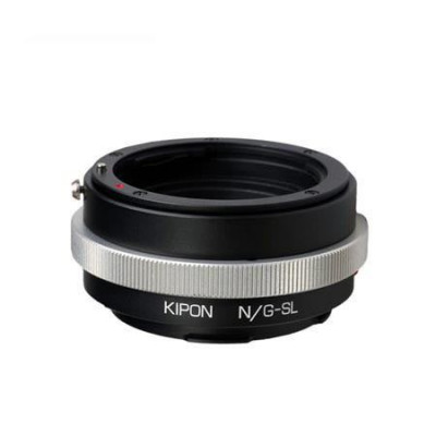 Save £32 at WEX Photo Video on Kipon Lens Adapter - Nikon F-Mount Lens (G) to L Mount Body MF