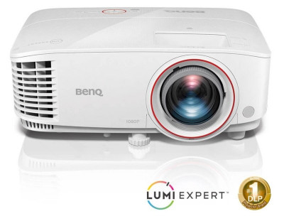Save £101 at Ebuyer on BenQ TH671ST DLP 1080p Projector for Gaming with Low Input Lag and 3200 ANSI Lumens High Brightness