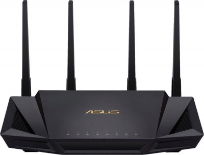 Save £42 at Ebuyer on Asus RT-AX58U AX3000 Dual Band WiFi 6 (802.11ax) Router