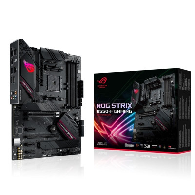 Save £41 at Ebuyer on ASUS ROG STRIX B550-F GAMING DDR4 ATX Motherboard
