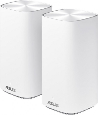 Save £25 at Ebuyer on Asus Zen WIFI Mini CD6 MINI - Ac1500 Dual-band Whole-home Mesh Wifi System (2 Pack)