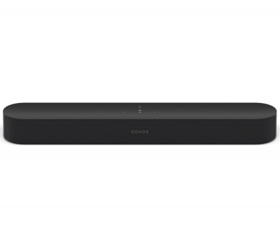 Save £100 at Currys on SONOS Beam 3.0 Compact Sound Bar - Black, Black