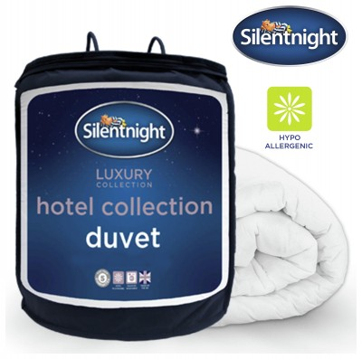 Save £11 at Argos on Silentnight Hotel Collection 10.5 Tog Duvet - Superking