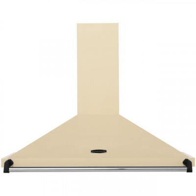 Save £110 at AO on Rangemaster Classic CLAHDC90CR/C 90 cm Chimney Cooker Hood - Cream / Chrome - E Rated