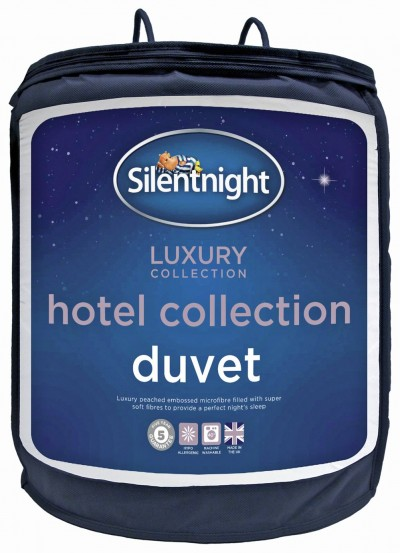 Save £12 at Argos on Silentnight Hotel Collection 13.5 Tog Duvet - Superking