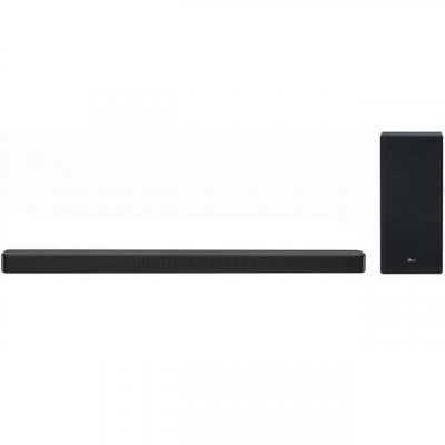 Save £50 at AO on LG SL6Y Bluetooth 3.1 Soundbar with Wireless Subwoofer - Black