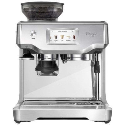 Save £100 at PRCDirect on Sage SES880BSS The Barista Touch Coffee Machine, Stainless Steel