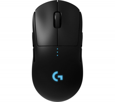 Save £31 at Currys on LOGITECH G PRO RGB Wireless Optical Gaming Mouse